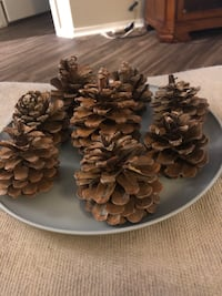 Pine cones. Perfectly shaped. Good for Christmas projects. 10/$4.00 North Las Vegas, 89084