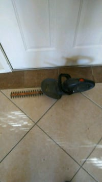 Black and Decker hedge trimmer McAllen, 78501