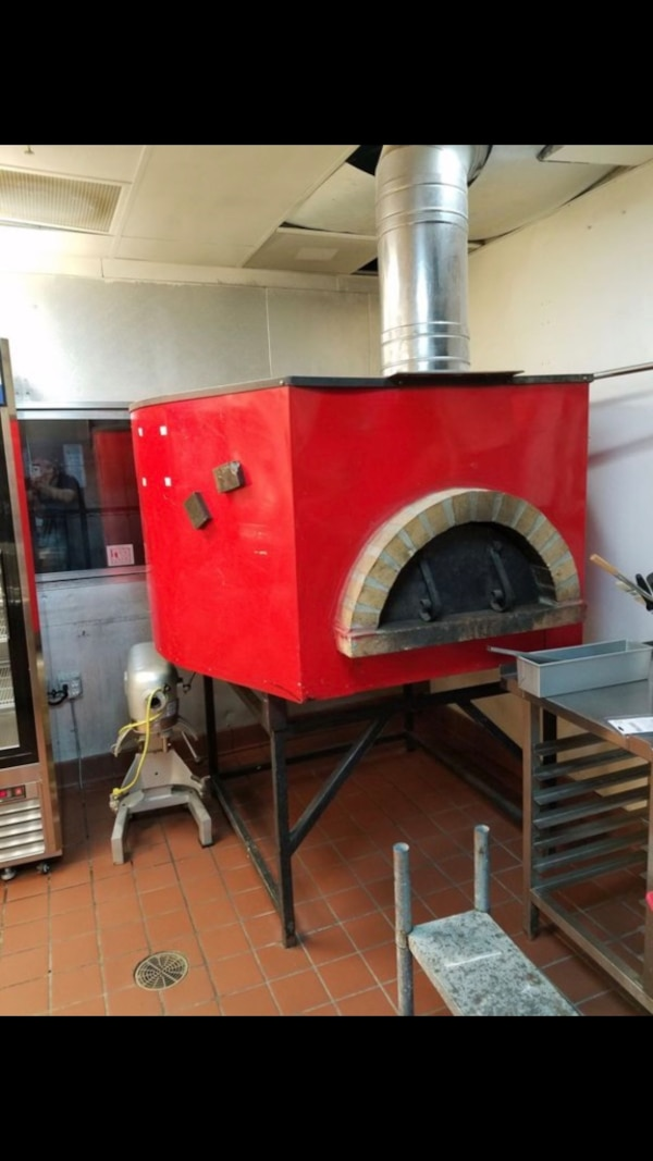Used Pizza Ovens For Sale >> Modena Forno Bravo Wood Fired Pizza Oven