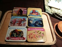 Celestial mini tea tins Colorado Springs