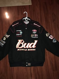 Budweiser Racing Jacket XXL  Dumfries, 22025