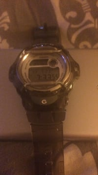 black and gray Casio digital watch Richmond Heights, 63117