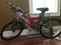 red and black full-suspension bike Colonial Heights, 23834