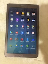 Galaxy Tablet SM-T560 Yenimahalle, 06105