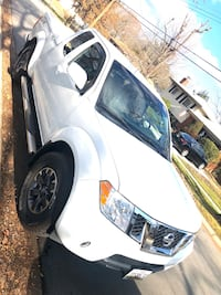 2014 Nissan Frontier 4.0 PRO-4X King Cab 4X4 AT Rockville
