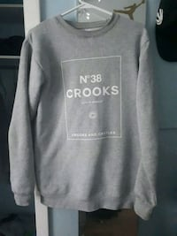 Crooks and castles sweater Welland