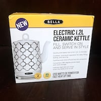 Bella - Electric 1.2L Ceramic Kettle Las Vegas, 89103