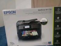 Epson workforce wf7720  Greenbelt