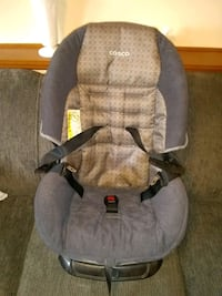 baby's gray and black car seat Decatur, 62521