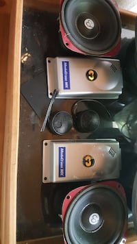 "CDT 4"" Component Speakers in like new Thompson's Station, 37179"