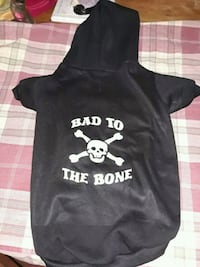 BAD TO THE BONE HOODIE NEW Hagerstown, 21740