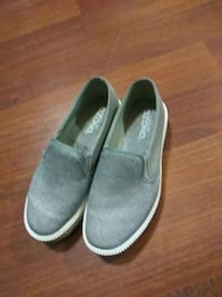 pair of gray slip-on shoes McAllen, 78504
