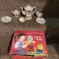 Old Time Tea Set  Smithsburg, 21783