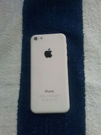 white iPhone 5 with black case 3730 km