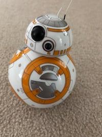 bb8 Star Wars droid. Electronic toy Laurel, 20723