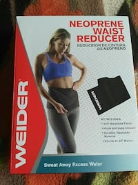 Weider Neoprene waist reducer. East Hartford, 06118