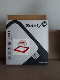 Primipassi rosso bianco safety1st