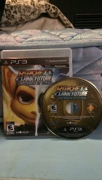 PS3 Uncharted 3 game disc