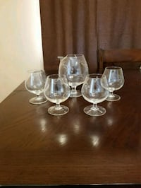 5 Piece Brandy Set Camp Hill, 17011