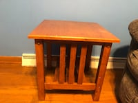Brown wooden table  Canton, 44708