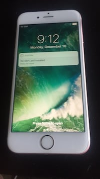 I'm selling my I phone s 6 I don't need it cuz it does not work with my cell phone pervider Ottawa, K2B 6M7