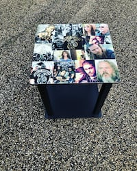 Sons of anarchy end table  Halethorpe, 21227