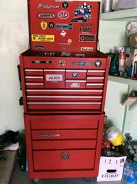 Toolbox with Tools Markham, L3R 8H4