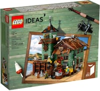 LEGO Ideas - Old Fishing Store 21310