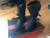 Forma cape horn motorcycle boots size 7M (41EU) Alexandria, 22309