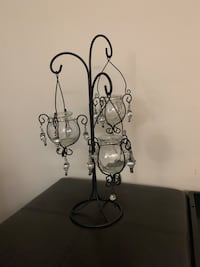 Candle holder 3 tier