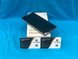 SAMSUNG GALAXY NOTE 5 32 GB KUTULU FATURALI