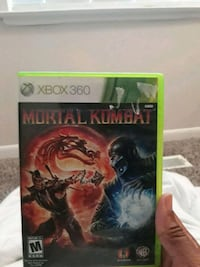 Mortal kombat  FAIRMOUNT HGT, 20743