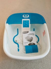 BubbleBliss Deluxe Foot Spa Maple Ridge, V4R 2X3