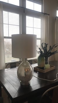 two black-and-white table lamps Lakewood, 80401