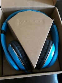 ausdom wired headphones