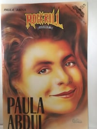 Paula Abdul Collectible Comic Book Port Richey, 34668