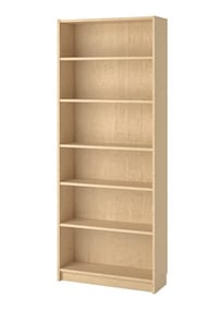 Birch Billy Bookcase Coquitlam, V3B 7B5