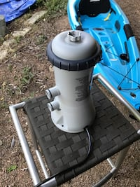 Filter for up to a 6000 gal pool Austin, 78702