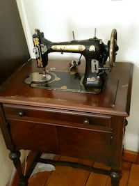 Antique Singer Sewing Machine  Exeter