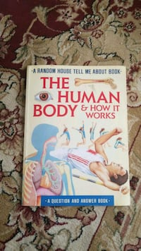 The Human Body & How It Works book Fargo, 58103