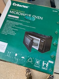 Brand new microwave  Chicago Ridge, 60415
