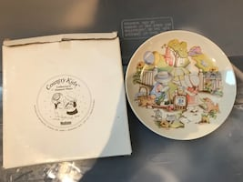 Country Kids Collectors Plate