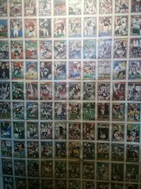 UnCut Sheet ~1992 Team NFLPA~ Council Bluffs, 51501
