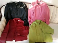 Leather jackets size large Hyattsville, 20784