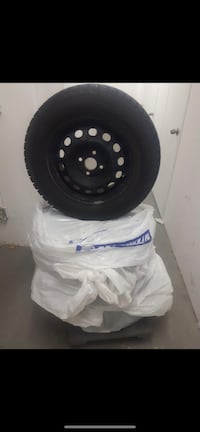 Used winter tires for 2007 Honda Civic Barrie, L4N 0Y9