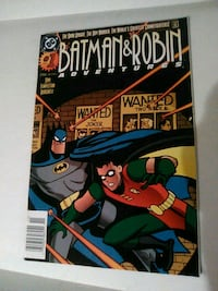 Batman and Robin adventures first issue comic book Glen Burnie, 21060