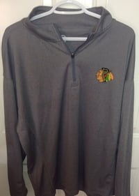 Chicago Blackhawks NHL1/4 Zip Pullover XL London