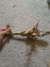 beige and gray camouflage R/C helicopter Silver Spring, 20902