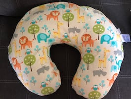 Boppy pillow and 2 covers