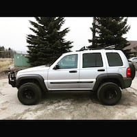 Jeep - Liberty - 2003 V6 4x4 Rare Manual  3121 km